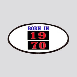 Born In 1970 Patch
