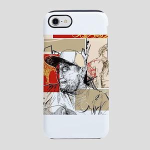 Kelandy Graff Design iPhone 8/7 Tough Case