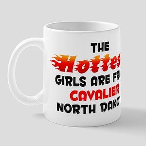 Hot Girls: Cavalier, ND Mug