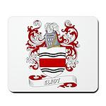 Eliot Coat of Arms Mousepad
