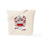 Eliot Coat of Arms Tote Bag