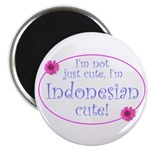 Indonesian Cute Magnet