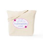 Indonesian Cute Tote Bag