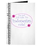 Indonesian Cute Journal