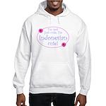 Indonesian Cute Hooded Sweatshirt