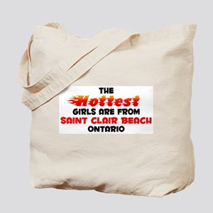 Hot Girls: Saint Clair , ON Tote Bag