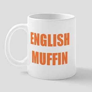 English Muffin Mug