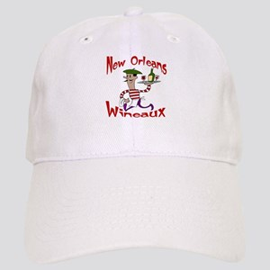 New Orleans Wineaux Cap