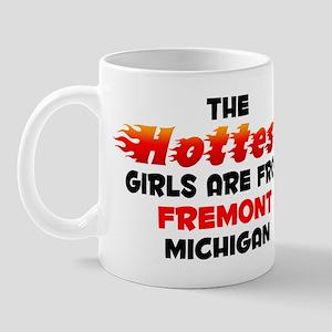 Hot Girls: Fremont, MI Mug
