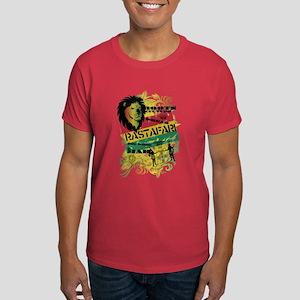 RASTAFARI Dark T-Shirt