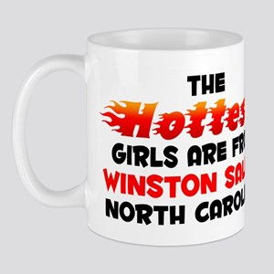 Hot Girls: Winston Sale, NC Mug