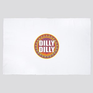 Dilly Dilly 4' x 6' Rug