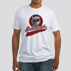 Bulldogs Fitted T-Shirt