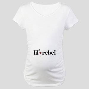 Lil' Rebel Maternity T-Shirt