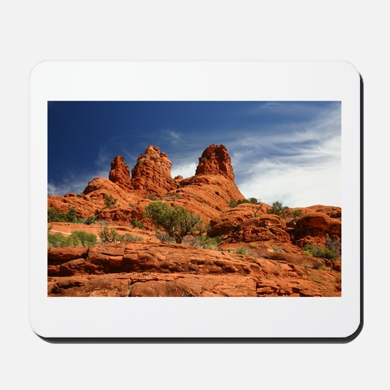 Vortex Side of Bell Rock Mousepad