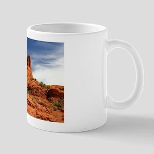 Vortex Side of Bell Rock Mug