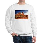 Vortex Side of Bell Rock Sweatshirt