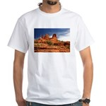 Vortex Side of Bell Rock White T-Shirt