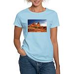 Vortex Side of Bell Rock Women's Pink T-Shirt