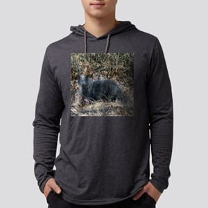Cat in the Woods Long Sleeve T-Shirt
