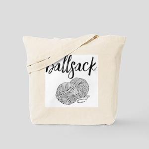 Ballsack Tote Bag