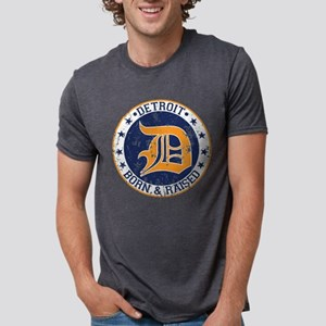 Detroit born and raised T-Shirt