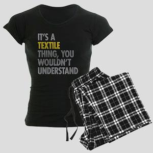 Its A Textile Thing Pajamas