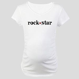 Rock Star Maternity T-Shirt