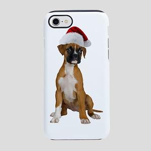 Santa Boxer iPhone 8/7 Tough Case