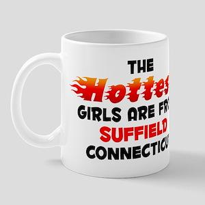 Hot Girls: Suffield, CT Mug