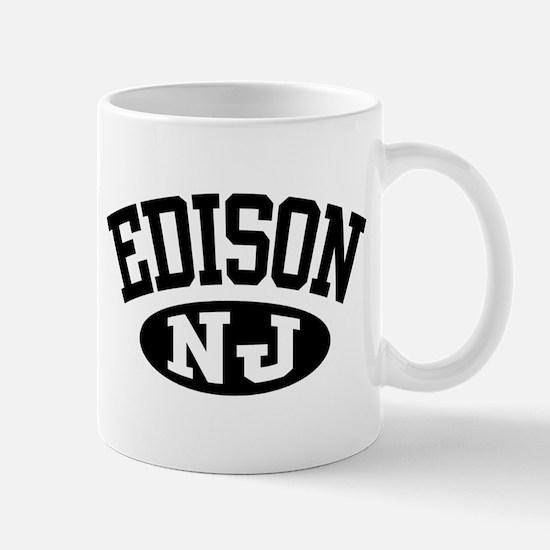 Edison New Jersey Mug