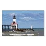 Michigan City East Pierhead & Breakwater Stick
