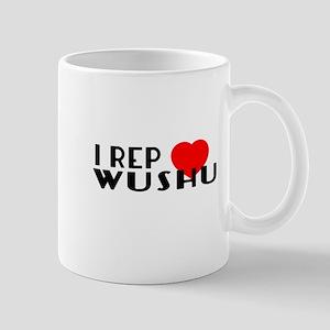 I Rep Wushu Sports Designs 11 oz Ceramic Mug