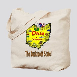 OH-Bucktooth! Tote Bag