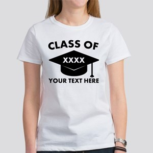 Class of XXXX Person Women's Classic White T-Shirt
