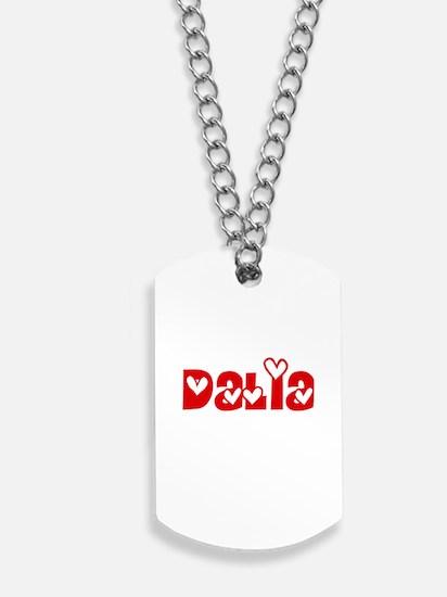 Dalia Love Design Dog Tags