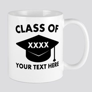Class of XXXX Personalized Mug