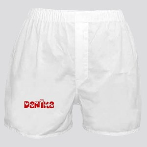 Danika Love Design Boxer Shorts