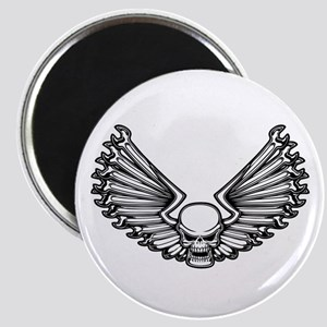 Wrench-Feather 1 Magnet
