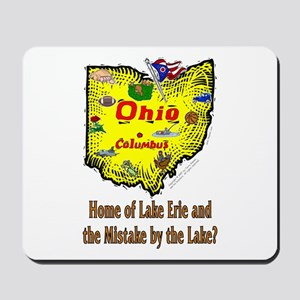 OH-Erie! Mousepad