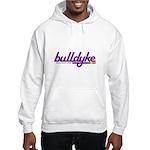 bull dyke Hooded Sweatshirt