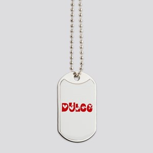Dulce Love Design Dog Tags