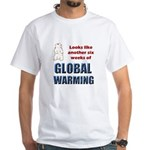 Groundhog Day White T-Shirt