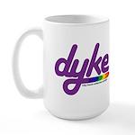 dyke Large Mug