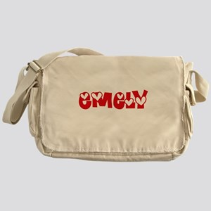 Emely Love Design Messenger Bag