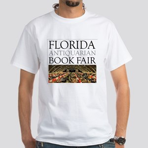 Florida Antiquarian Book Fair logo -- Larg T-Shirt