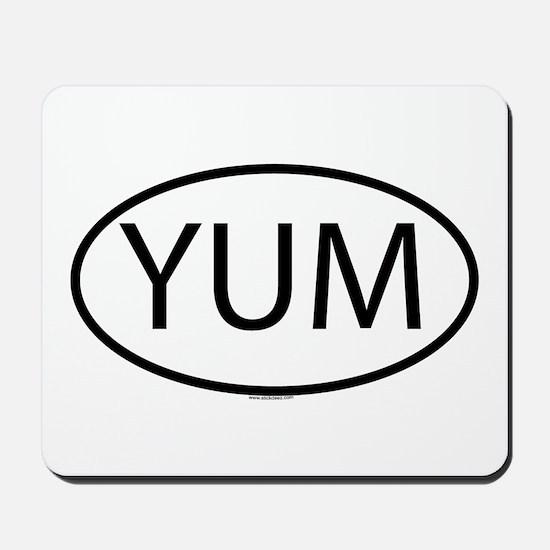 YUM Mousepad