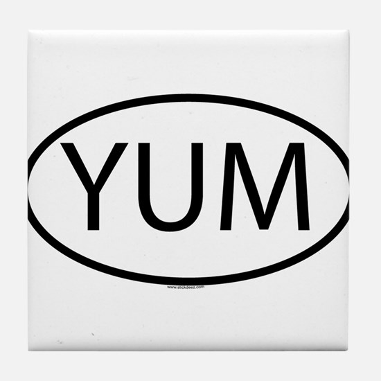 YUM Tile Coaster