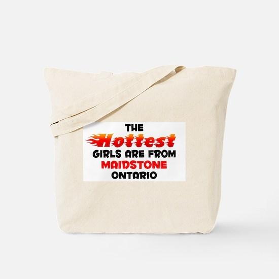 Hot Girls: Maidstone, ON Tote Bag