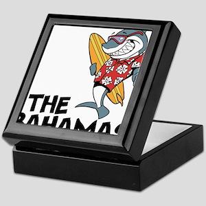 The Bahamas Keepsake Box